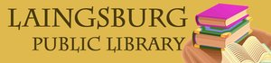 Laingsburg Public Library Logo